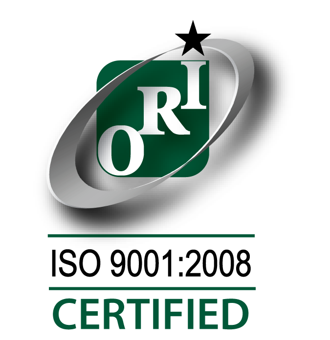 Orion 9001 Certified [2]